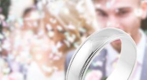 Men's Decorative Wedding Rings