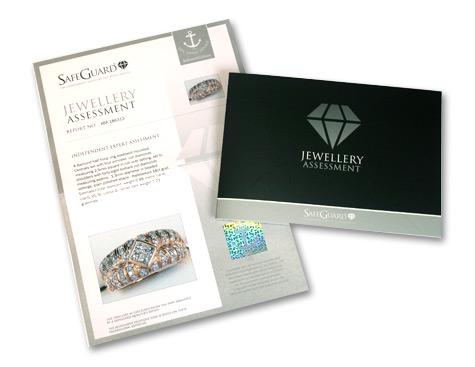 Jewellery Assessment Report