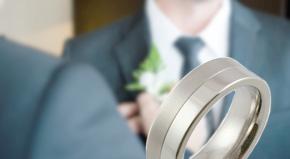 Men's Titanium Wedding Rings