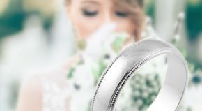 Women's Decorative Wedding Rings