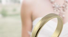 Women's Plain Wedding Rings