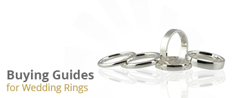 Buying Guide for Wedding Rings