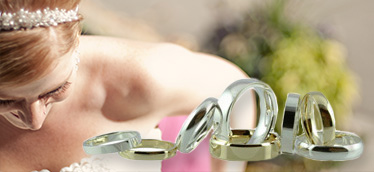 Women's Metal Wedding Rings