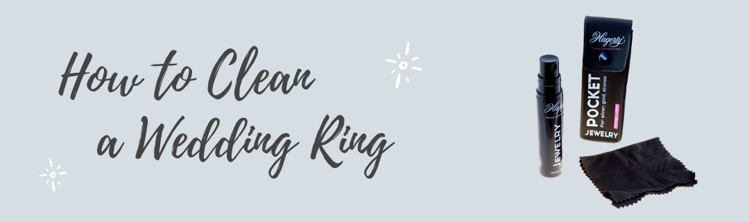How to Clean a Wedding Ring