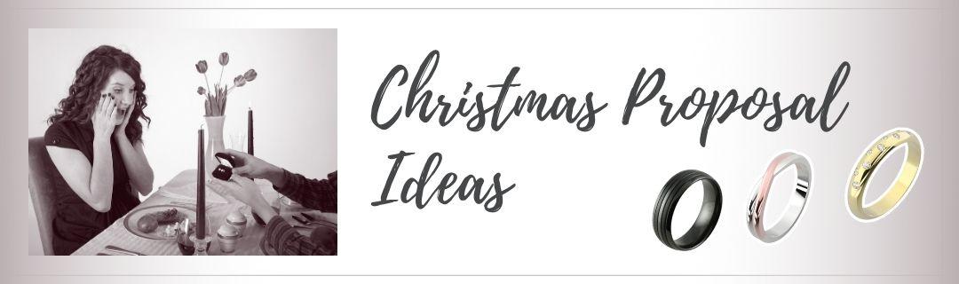 Christmas Proposal Ideas