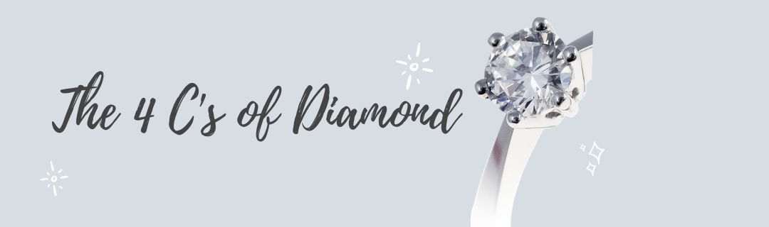 The 4 C's of Diamond
