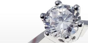 Wedding Ring's Diamond guide