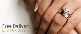 Wedding Rings Delivery in UK